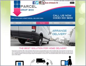 Parcel Drop Box